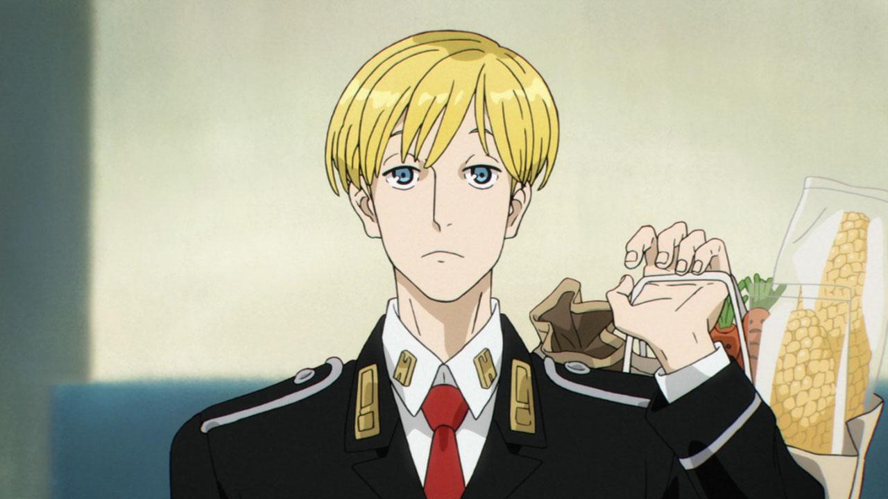 Vídeo original do anime ACCA 13 será lançado em 27 de março, depois de fevereiro nos cinemas