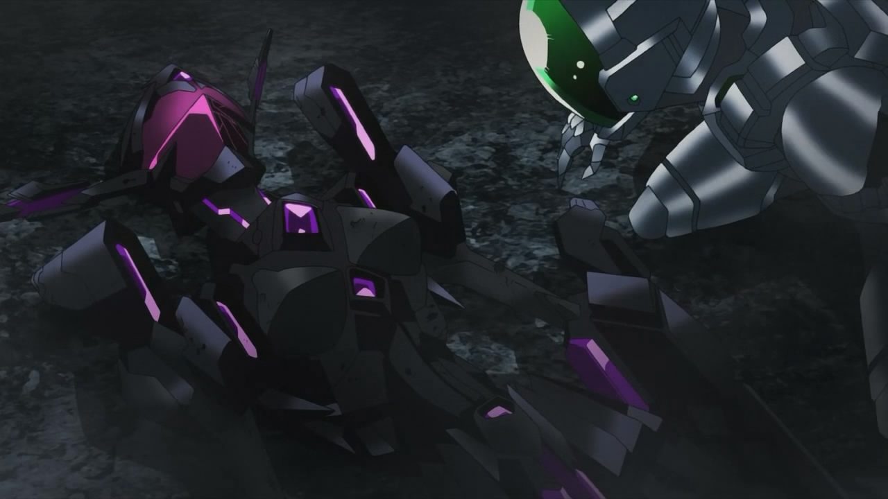 Accel World Black Lotus Anime Wallpaper