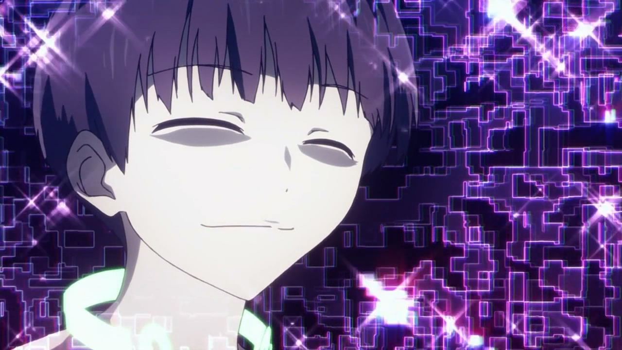 Accel world 23 random curiosity