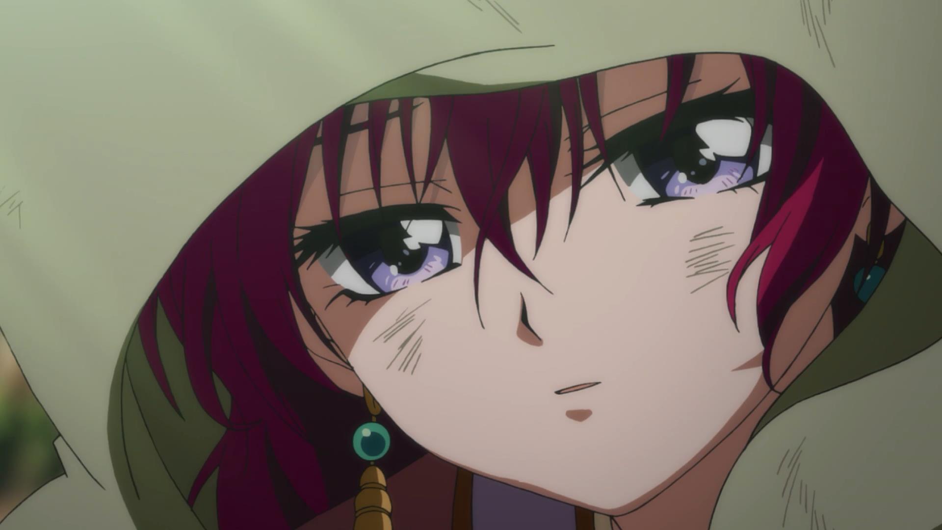 Akatsuki No Yona 03 Random Curiosity