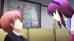 Angel Beats!   01   12