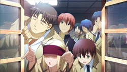 Angel Beats!   01   17