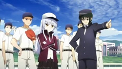 Angel Beats!   03   Preview 02
