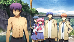 Angel Beats!   04   16