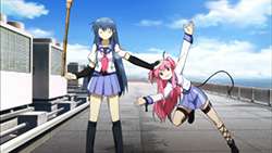Angel Beats!   04   18