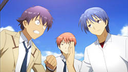 Angel Beats!   04   21