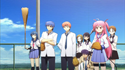 Angel Beats!   04   29