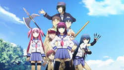 Angel Beats!   07   24