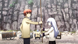 Angel Beats!   07   28