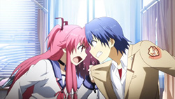 Angel Beats!   08   12