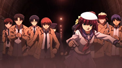 Angel Beats!   08   21