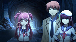 Angel Beats!   08   31