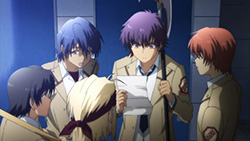 Angel Beats!   10   22