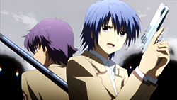 Angel Beats!   11   14