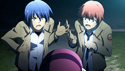 Angel Beats!   11   29