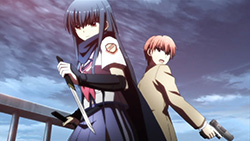 Angel Beats!   12   13