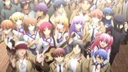 Angel Beats!   12   17