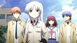 Angel Beats!   12   Preview 03