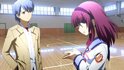 Angel Beats!   13   08