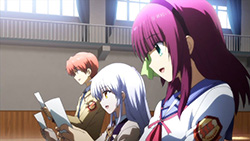 Angel Beats!   13   12