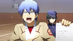 Angel Beats!   13   13