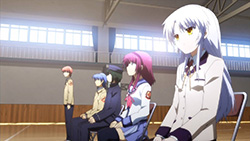 Angel Beats!   13   21