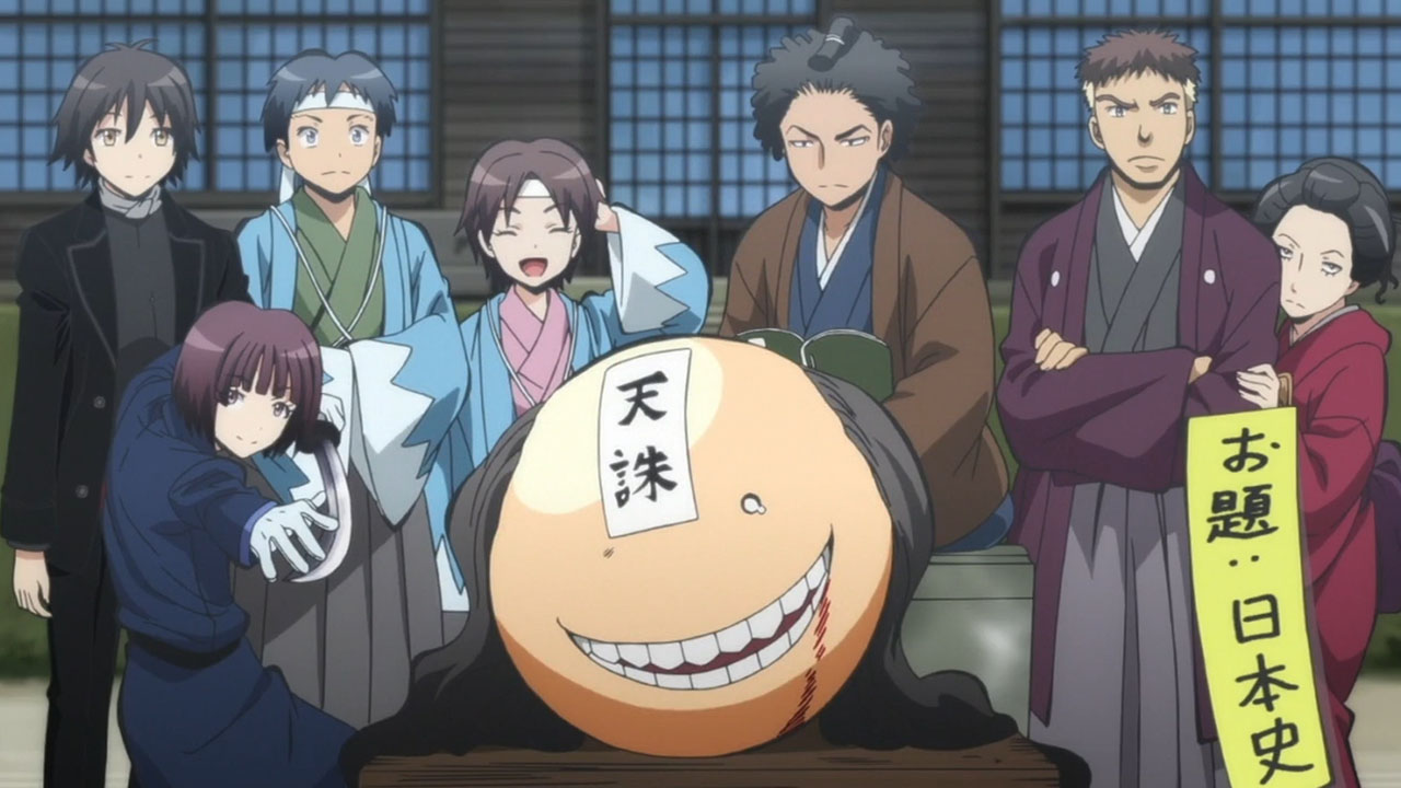 Image result for ansatsu kyoushitsu
