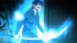 Ao no Exorcist   02   30