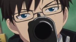 Ao no Exorcist   02   Preview 03