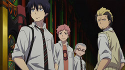 Ao no Exorcist   07   15