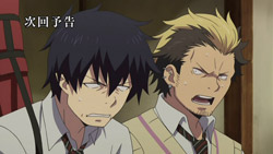 Ao no Exorcist   07   Preview 01