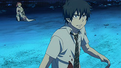 Ao no Exorcist   25   03