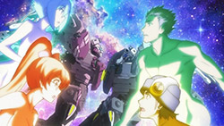Aquarion EVOL   01 02   29