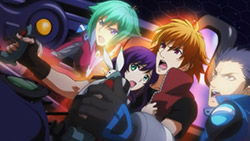 Aquarion EVOL   01 02   67