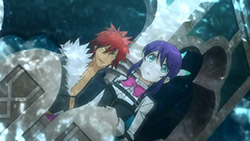 Aquarion EVOL   11   34
