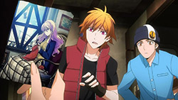 Aquarion EVOL   12   17