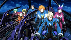 Aquarion EVOL   13   31