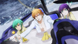 Aquarion EVOL   17   29