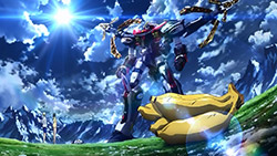 Aquarion EVOL   17   34