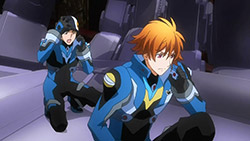 Aquarion EVOL   20   25
