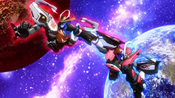 Aquarion EVOL   25   08