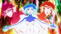 Aquarion EVOL   26   23