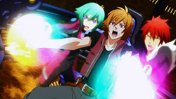 Aquarion EVOL   26   26