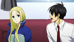 Arakawa Under the Bridge   02   06