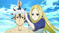 Arakawa Under the Bridge   02   18