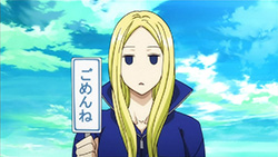 Arakawa Under the Bridge   03   23
