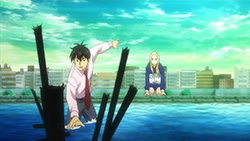 Arakawa Under the Bridge   04   14