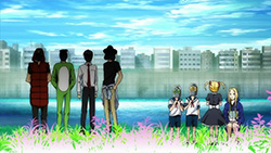 Arakawa Under the Bridge   04   19