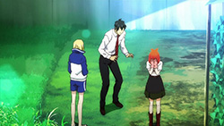 Arakawa Under the Bridge   05   16