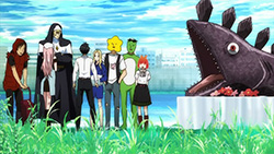 Arakawa Under the Bridge   05   29